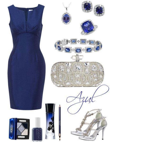 Azul Rey Vestidos Accesorios Para Vestido Azul Vestidos