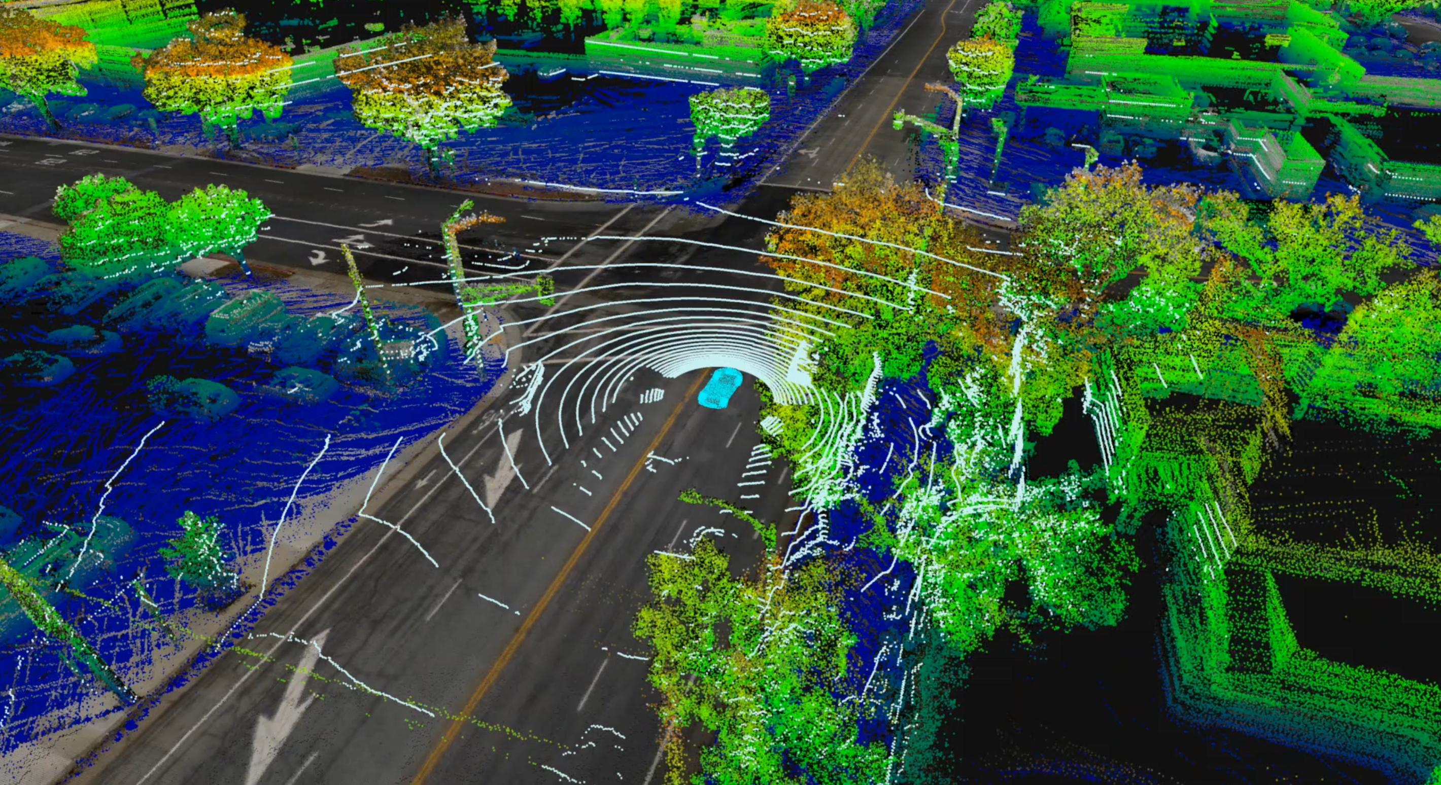 DeepMap HD Maps for Autonomous Vehicles World, Racing