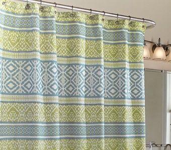 Curtain & Bath Outlet - Padova Fabric Shower Curtain main level bath? 70x70 $39