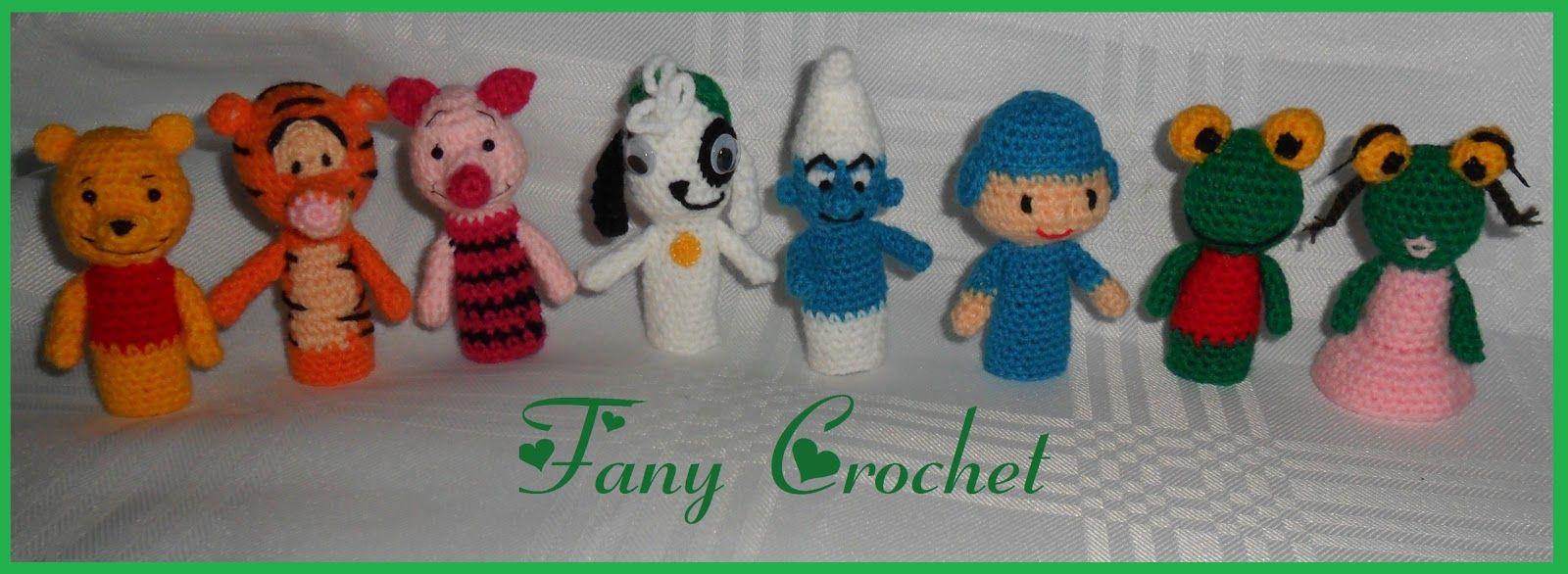 amigurumis, muñecos a crochet, fany crochet. | Toy knits | Pinterest ...
