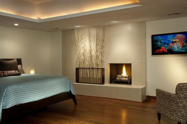 Inexpensive Electric Fireplaces Bedroom Design Ideas, Pictures, Remodel And  Decor