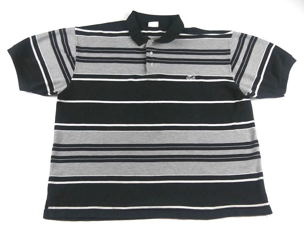 ba686163 Lacoste Men's Polo Shirt Blue Size 4XL (9) Short Sleeve Free Shipping # Lacoste #PoloRugby
