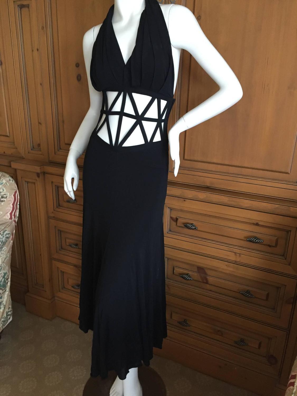 Jean Paul Gaultier Incredible Vintage Bondage Dress | Pinterest ...