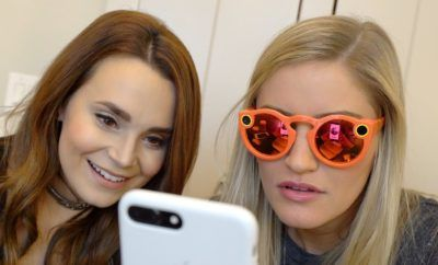 Snapchat glasses review