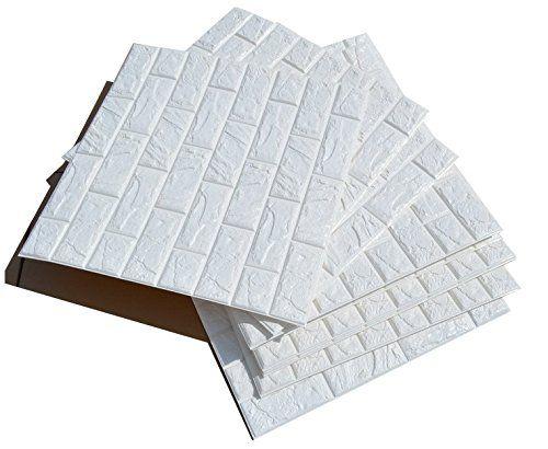 20 Stuck Selbstklebend Brick Muster Tapete Wasserdicht Ta Https Www Amazon De Dp B06xszr5h5 Ref Cm Sw R P Wandtapete Tapete Steinoptik Aufkleber Fur Wande
