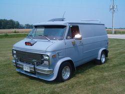 Custom G10 Chevy Vans 1983 Chevrolet Van Dutchman1983 James S