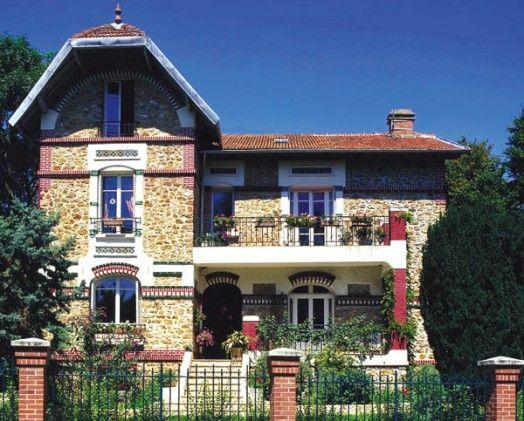 villa verri res le buisson maisons pinterest maison de banlieue maison bourgeoise et maison. Black Bedroom Furniture Sets. Home Design Ideas