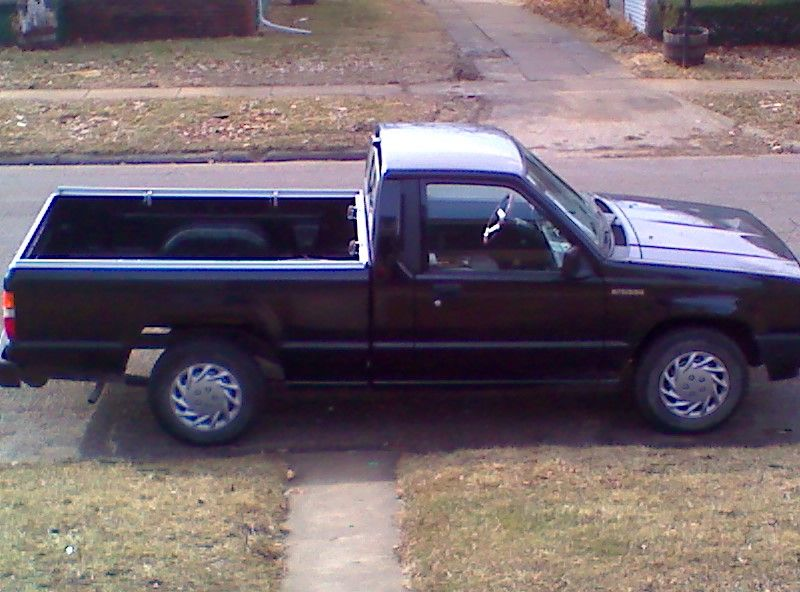 Mitsubishi Mighty Max Pickup Picture Of  Mitsubishi Mighty Max Pickup  Dr One Ton Mighty Max