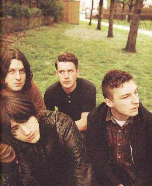 Arctic Monkeyrs
