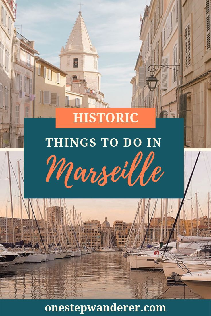 26 Things To See And Do In Marseille France Paris France Travel