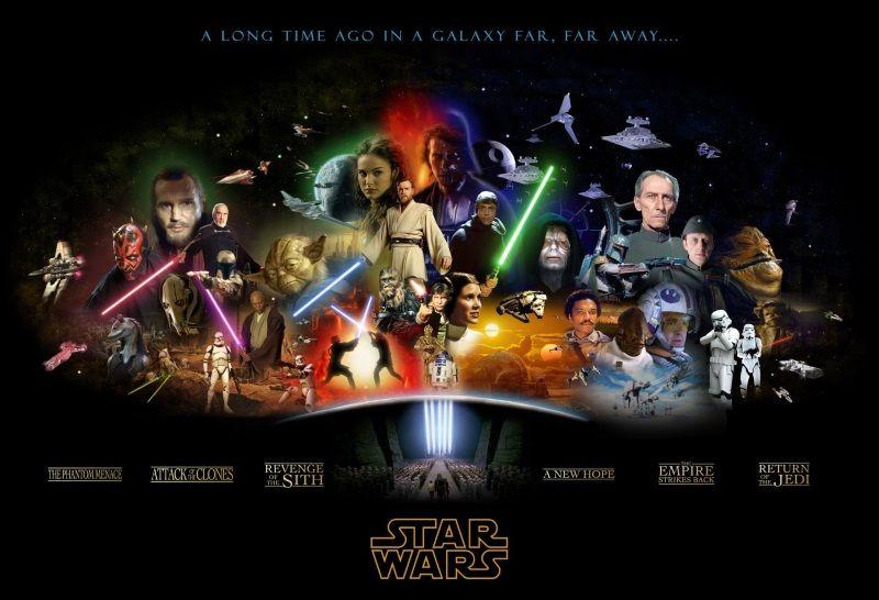 star war complete series 720p hd torrent download - Stars War