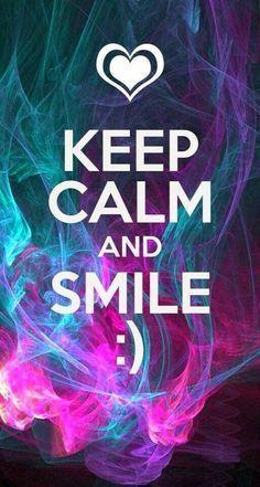 Keep calm con frases optimistas de motivación y de aliento | Frases  tranquilas, Fondo de pantalla keep calm, Mantener la calma