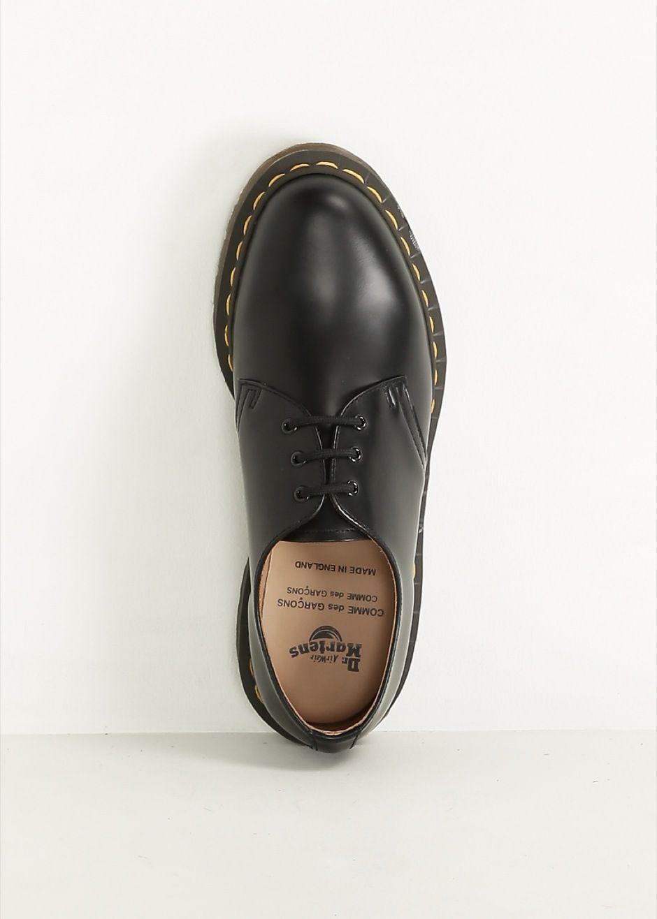 535c0949f26 Comme des Garcons COMME Dr. Martens 1461 Derby (Black) | Shoes ...