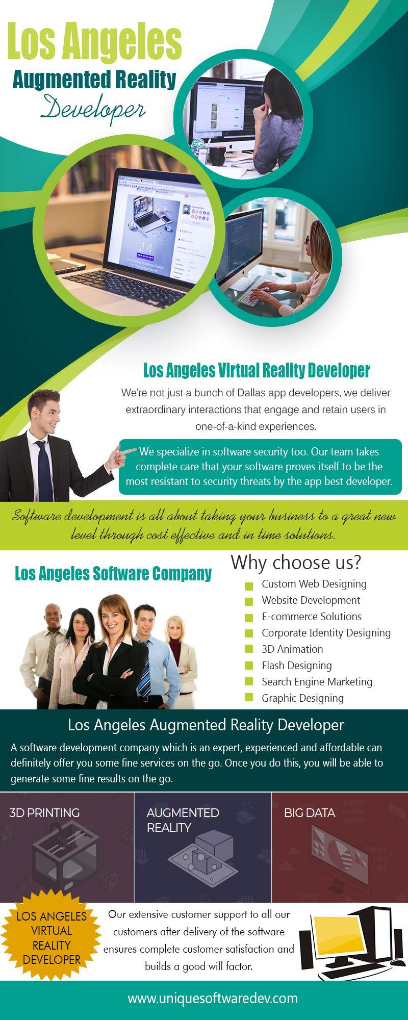 Los Angeles App Company | Best App Companies Near Me | App