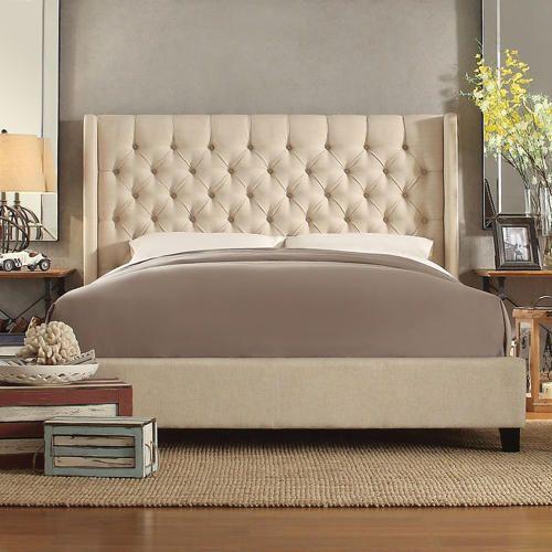 Best Wingtuft Uph Queen Headboard Art Van Furniture Queen Upholstered Bed Beautiful Bedroom 640 x 480