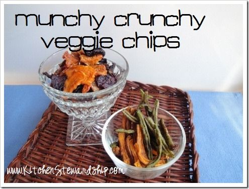 A real food alternative to potato chips munchy crunchy salty and veggie chips recipes in the dehydrator beets sweet potatoes turnips forumfinder Gallery