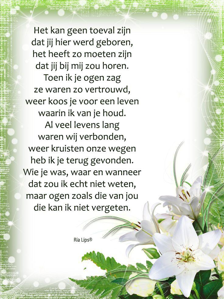 Gedicht Ria Lips©