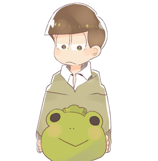 choro's pouty mouth is life
