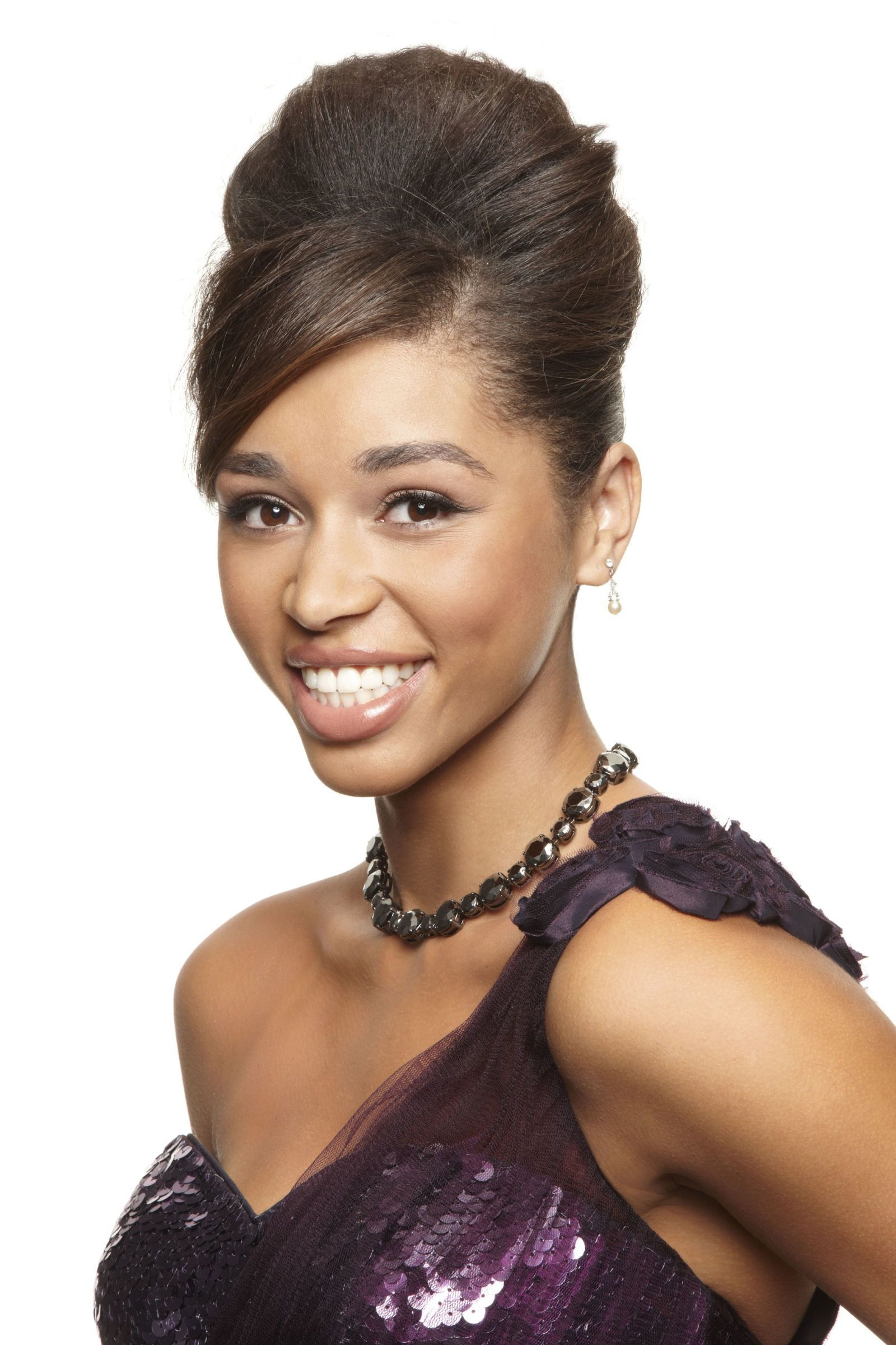 Black hairstyles for prom books pictures — img 6