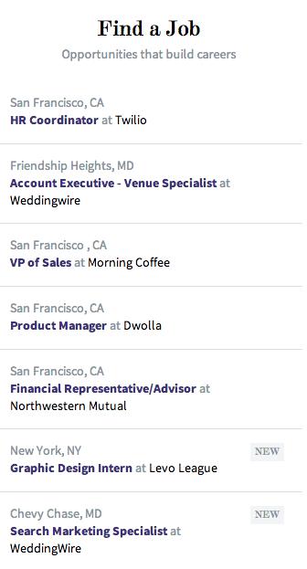 Find Your Dreamjob On LevoCom  Jobs From Twilio Weddingwire