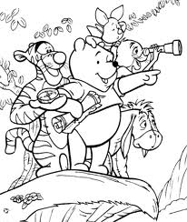 Home School ภาพระบายส หม พ Cartoon Coloring Pages Bear Coloring Pages Disney Coloring Pages