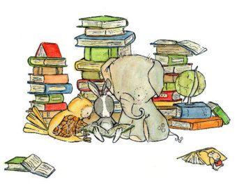 Libro conejoImprimir archivoarte de los niños