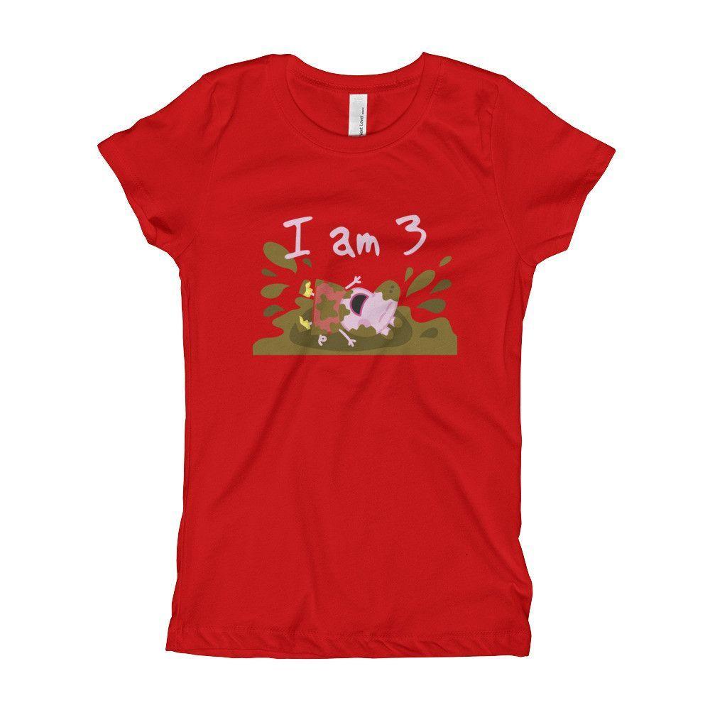 Peppa Pig T-Shirt 3rd birthday