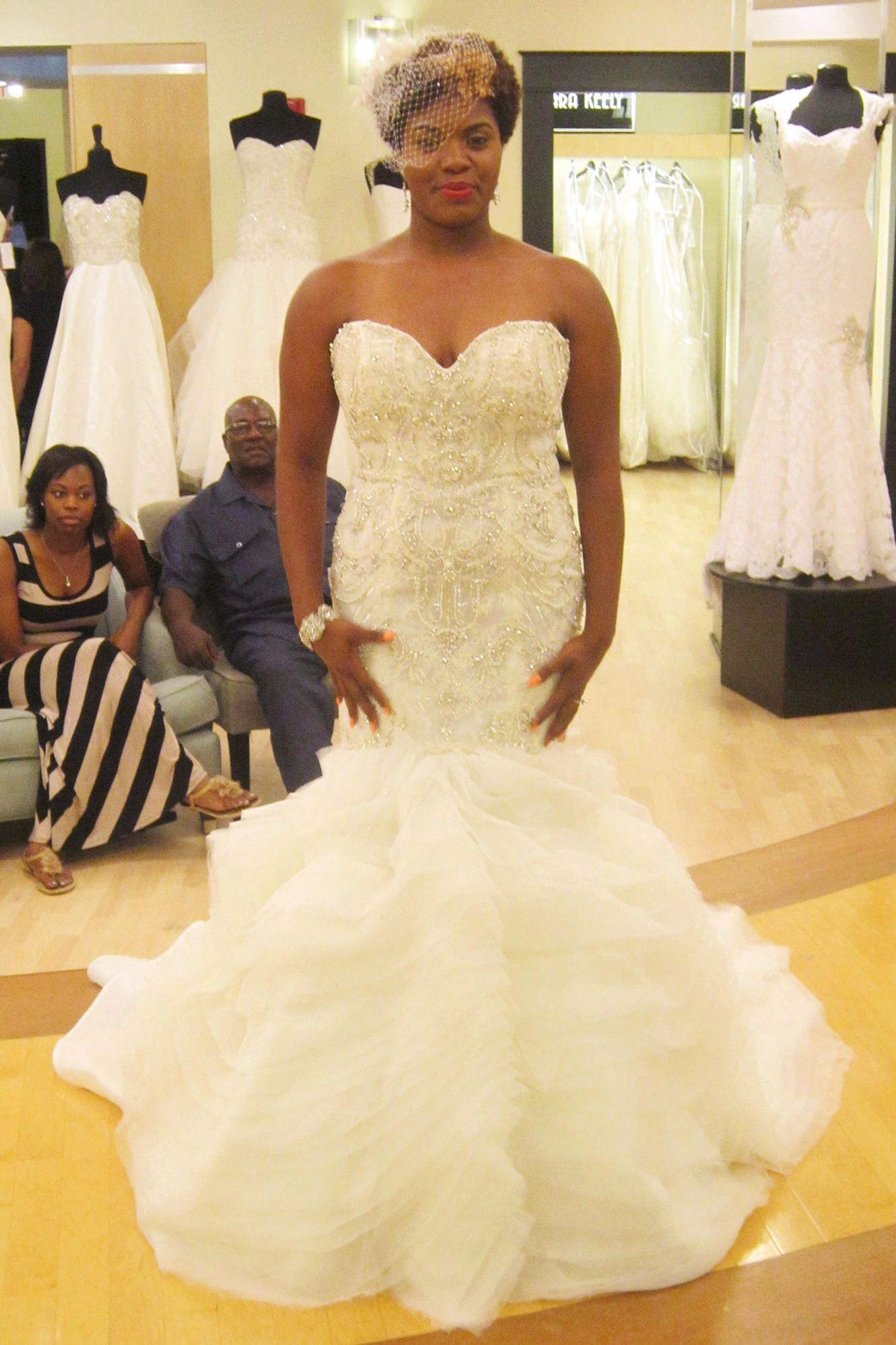 Say Yes to the Dress: Atlanta | K & D Reed Wedding | Pinterest ...