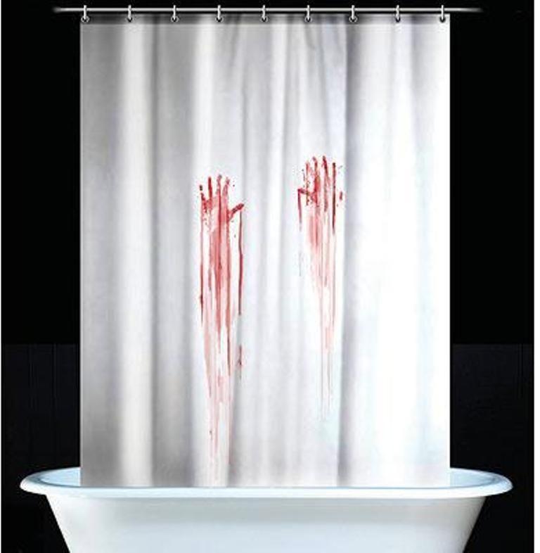 Psycho Shower Curtain Ideas Psycho Shower Curtain Cool Shower
