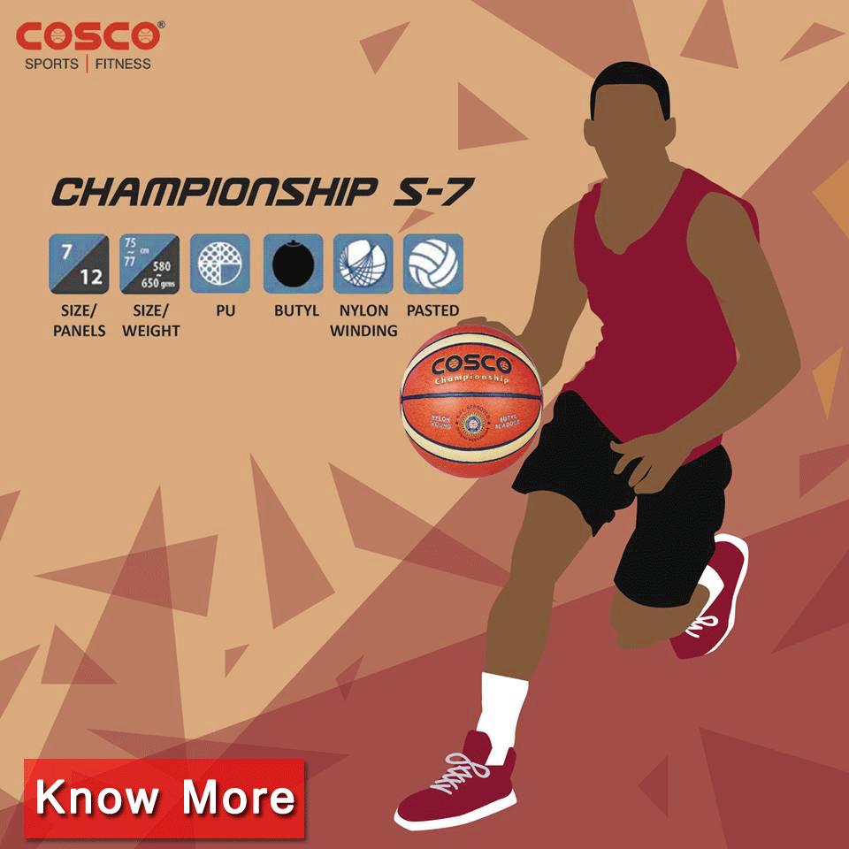 Cosco Basketball Size 7