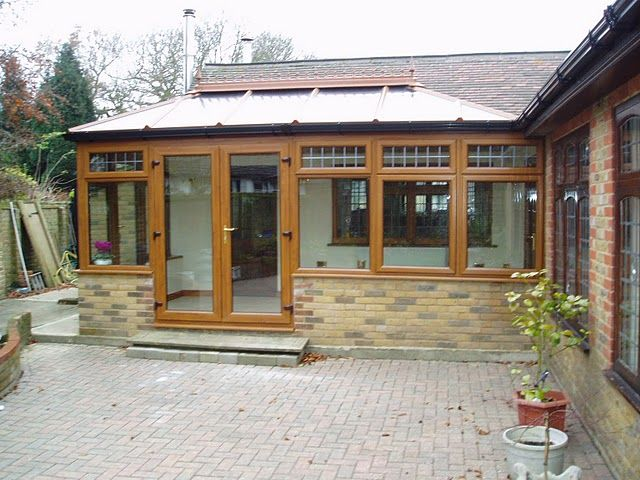If you d like to add a conservatory to your bungalow for Adding a conservatory