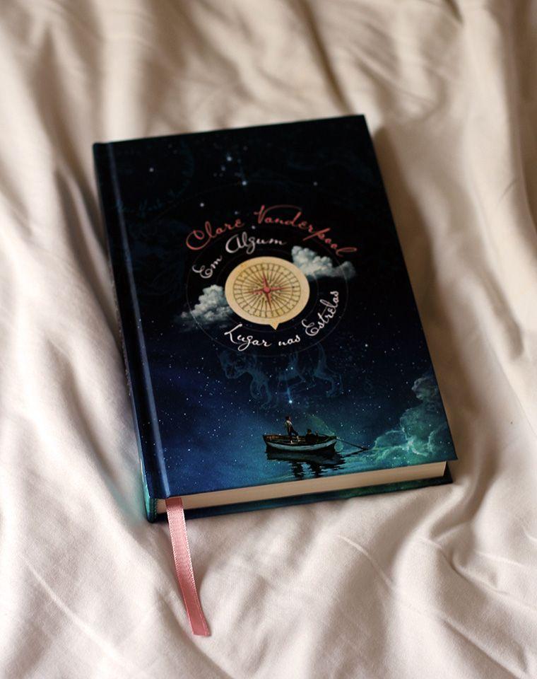 Em Algum Lugar nas Estrelas é um dos livros mais lindos que eu já li