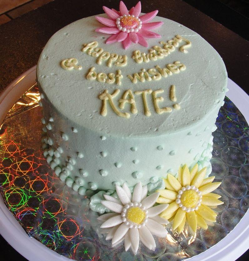 Enjoyable Happy Birthday Kate With Images Cake Birthday Cake Desserts Birthday Cards Printable Nowaargucafe Filternl