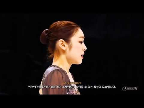 Yuna Kim - Les Miserables @ 2013 Worlds (Mixed Commentary) - YouTube