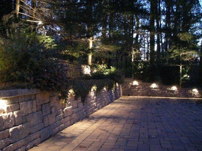 garten gestalten bilder gartengestaltung beleuchtung pflanzen, Garten Ideen