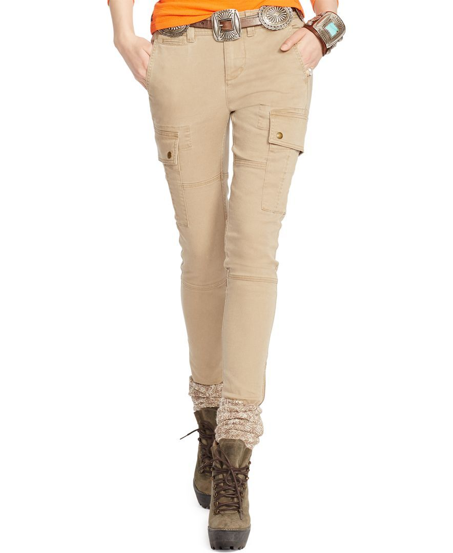 5045e6df Polo Ralph Lauren Stretch Slim-Fit Cargo Pants | Products | Slim fit ...