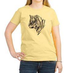 tiger 1 Women's Light T-Shirt > tiger 1 > mindgoop