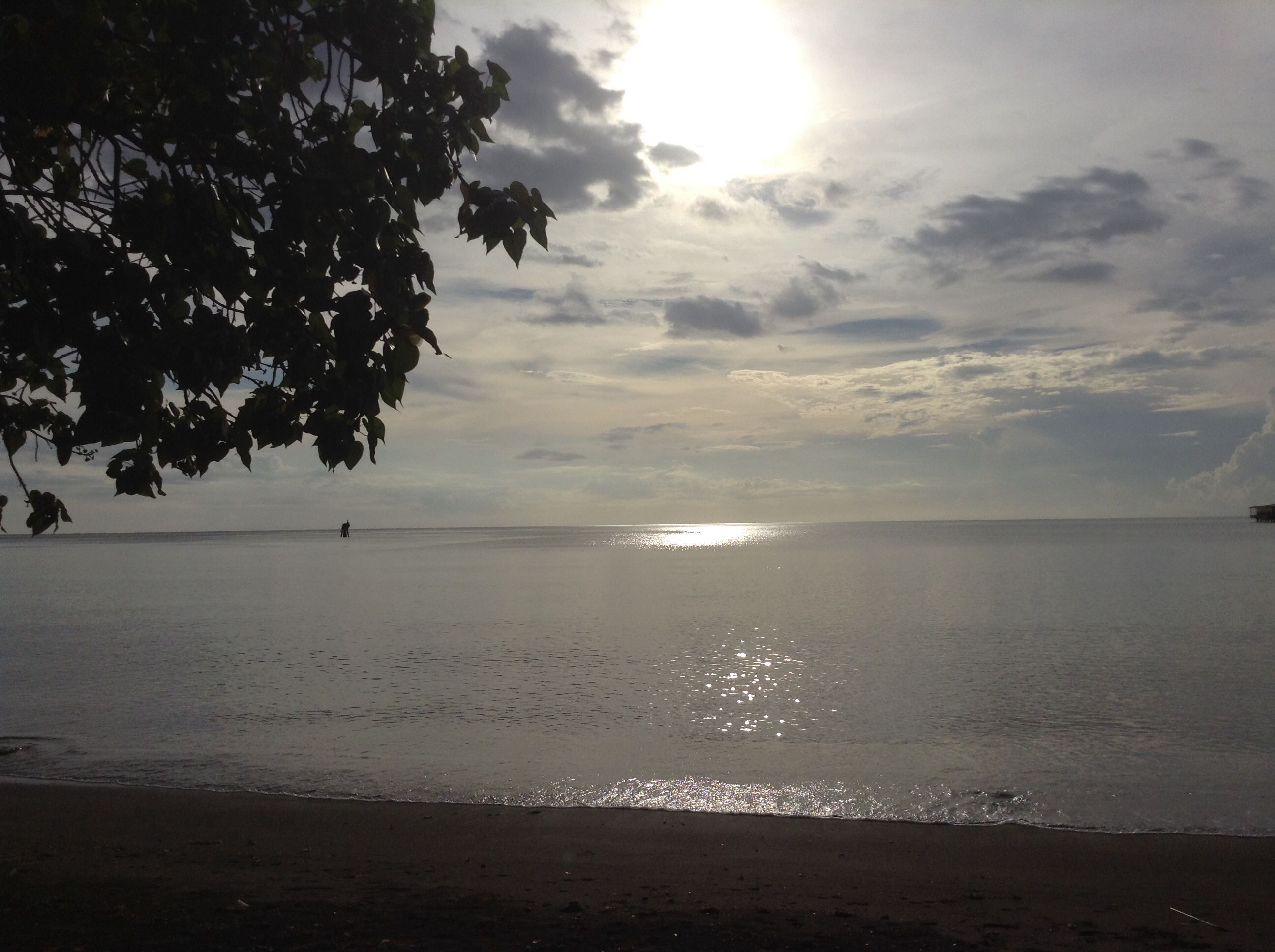 Playa en Cabo rojo PR.