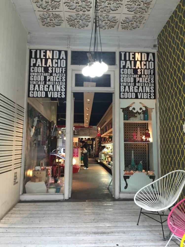Tienda Palacio em Buenos Aires Blog de viagens Objetos
