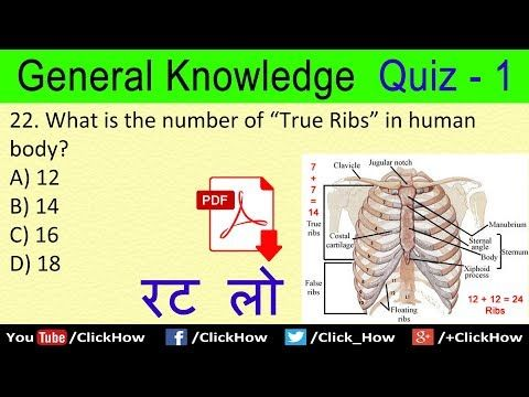 Basic GK General Knowledge Questions and Answers in ...