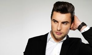 Men S Haircut With An Optional Man Basics Product At M Room Up To 52 Off Haircuts For Men Mens Hairstyles Quiff Hairstyles