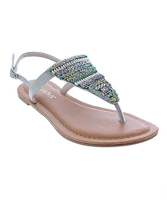 Ice Aires T-Strap Sandal