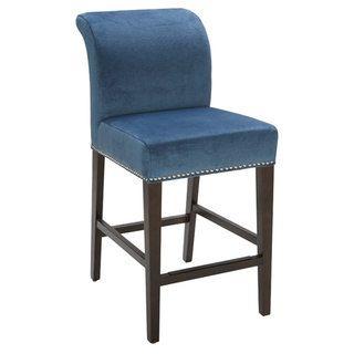 Superb Sunpan Prado 26 Counter Stool Ink Blue New House Bar Cjindustries Chair Design For Home Cjindustriesco