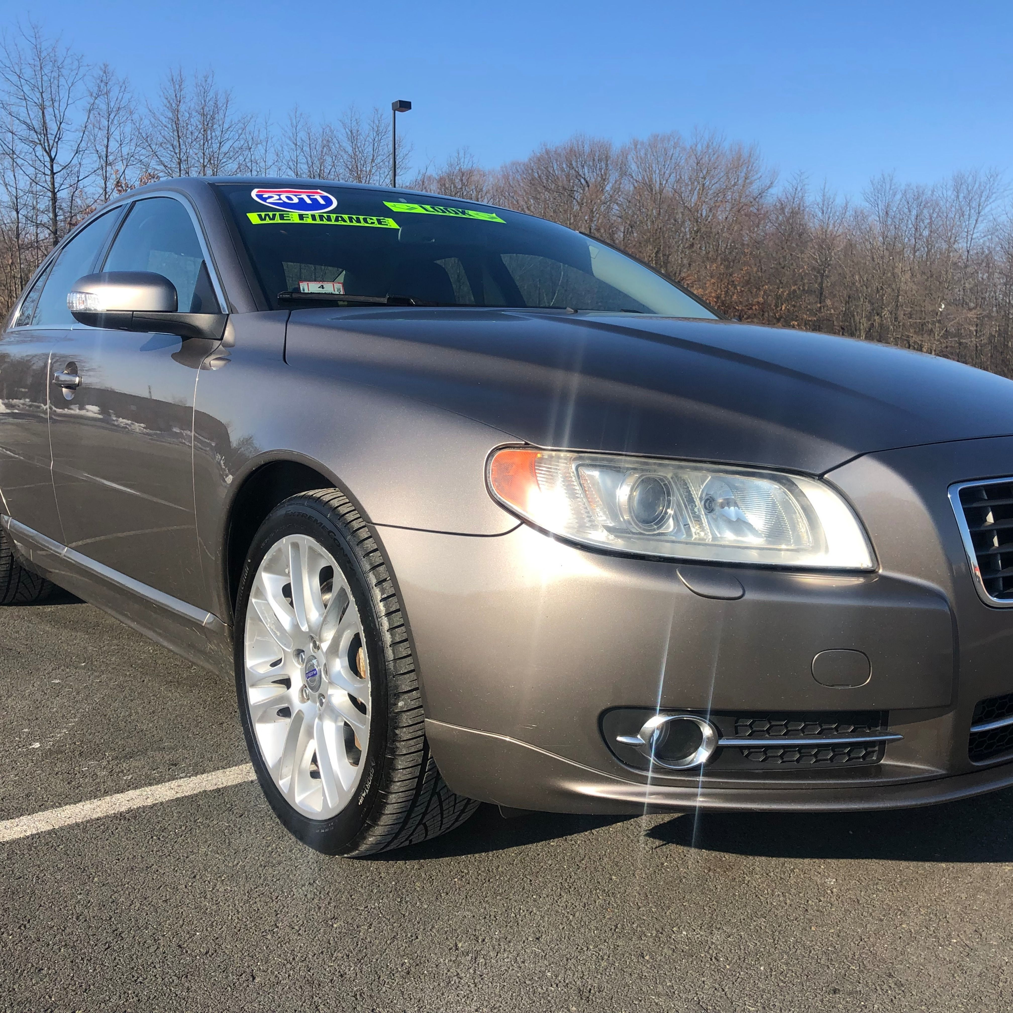 2007 Volvo S80 With 135k Miles Runs And Drives Great Heating And Cooling Front Seats Sunroof Keyless Entry Push Button Start And More Used Cars Volvo