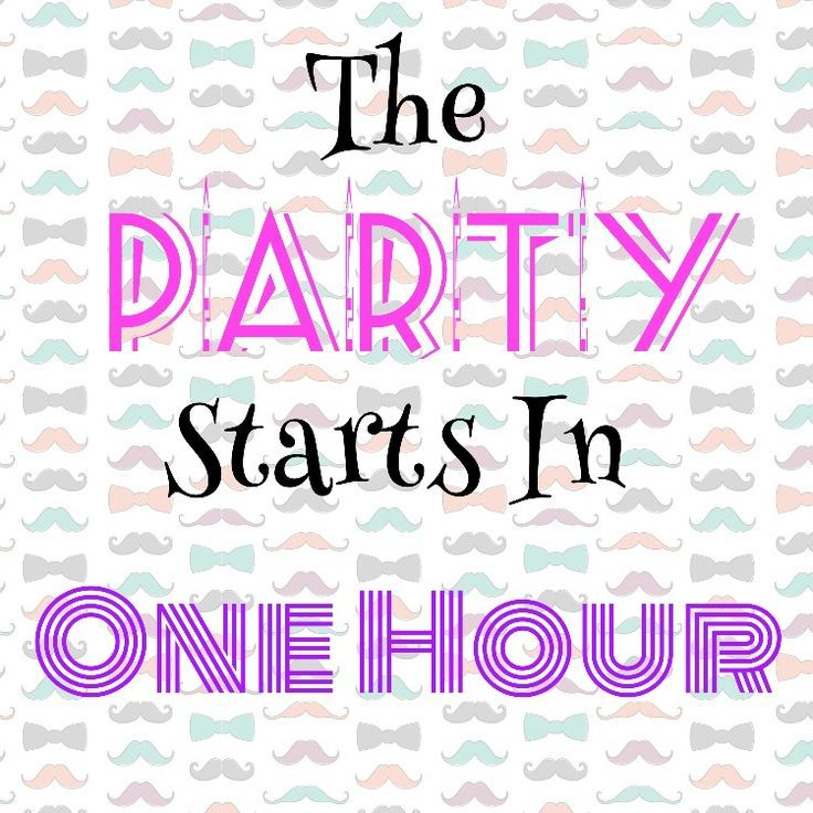 The Party Starts In One Hour Lularoe Jennifer Lynn Perry Party Time Meme Facebook Party Norwex Party