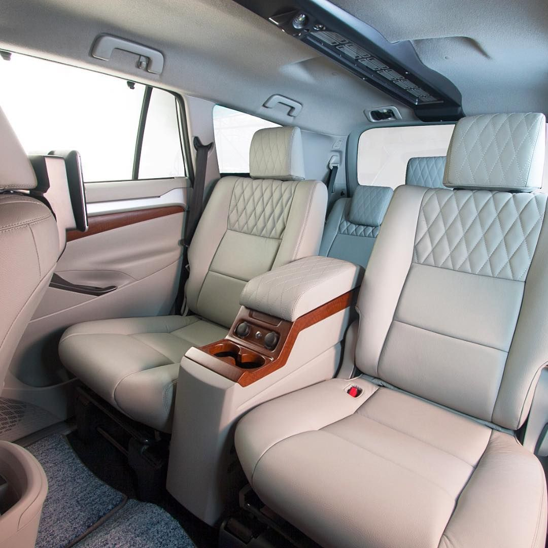 Bespoke Interiors For Your Toyota Innova Crysta Experience A New Level Of Luxury And Style In Your Car With Our Custom Toyota Innova Bespoke Interiors Toyota
