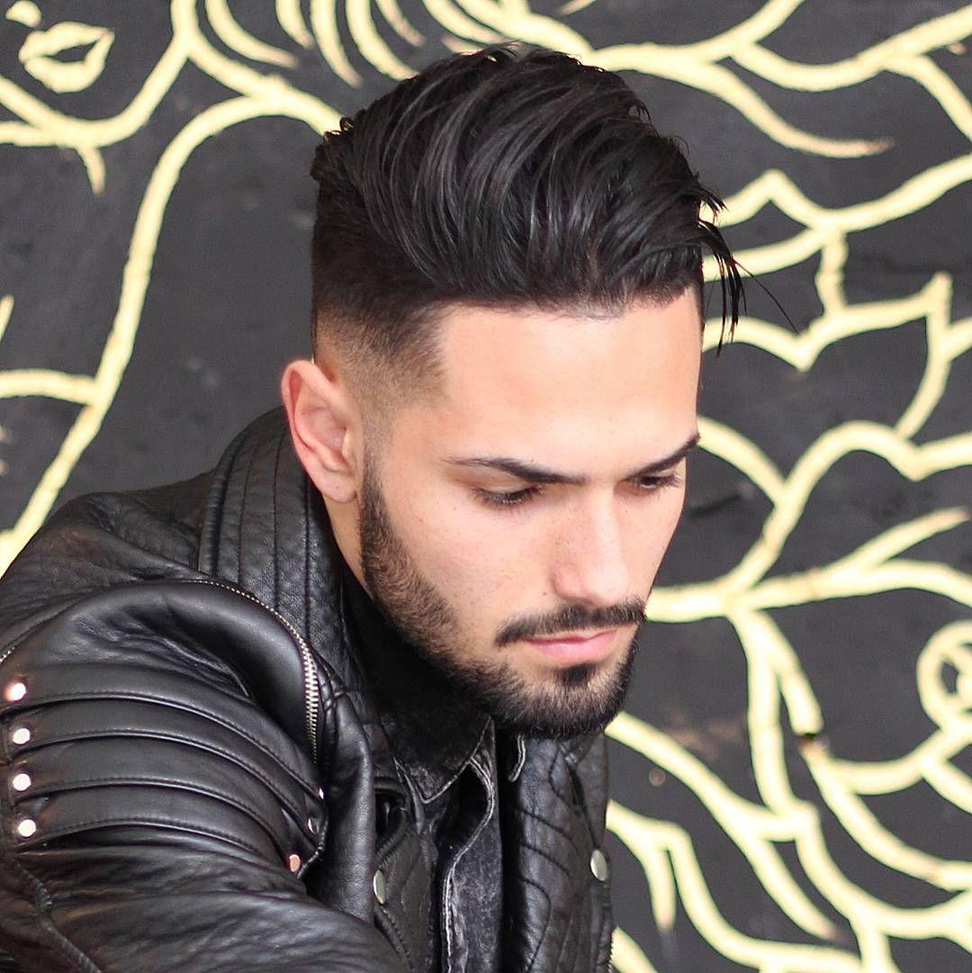 Trendy men haircuts fetish barber más  haircuts  pinterest  hair styles medium hair