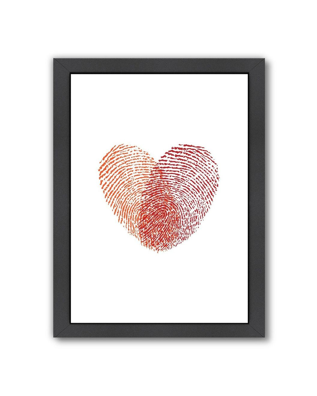 "Spotted this ""Love Heart Fingerprints"" by Motivated Type on Rue La La. Shop (quickly!)."