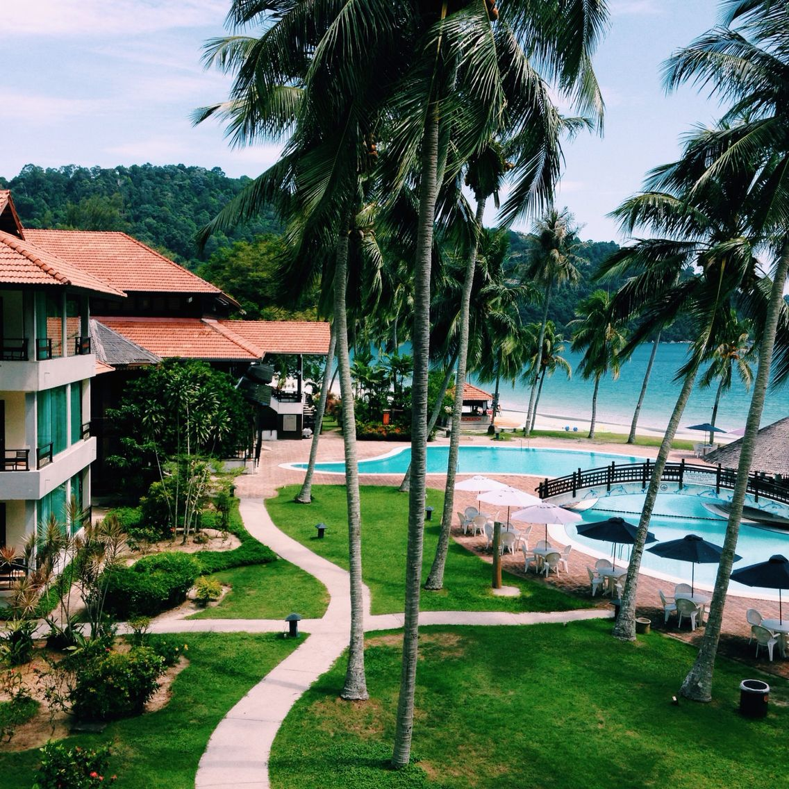 Pangkor Island Beach Resort Perak