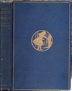 RARE 1919 Lewis Carroll Alice's Adventures in Wonderland 42 Prints John Tenniel | eBay